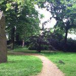 Düsseldorfにある静かな公園