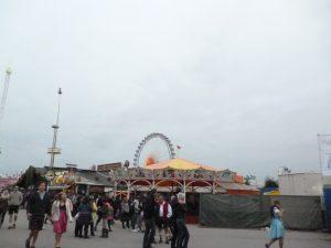Amusement ground