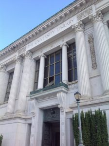 UC Berkeleyの図書館