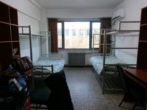 留学生寮 二人部屋