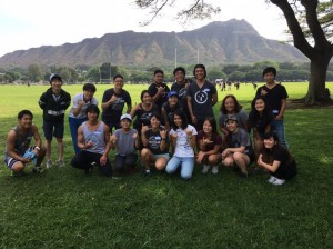 ISMのSports Day