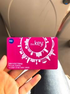 Bus key
