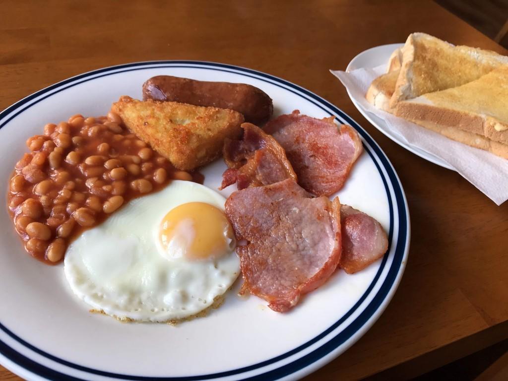 English Breakfast_Google Photo