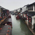 蘇州 山塘街